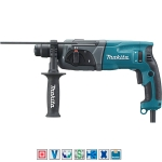 Martillo Ligero Makita HR2470 780W 24 mm 3 modos 2,6 Kg.