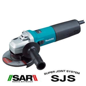Miniamoladora Makita 9565CVR 125 mm 1400 W regulable