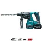 Martillo ligero Makita DHR242RME 24mm batería 18V Li 4Ah BL