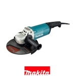 Amoladora Makita GA9061R 2200W 230 mm con Anti-restart SJS