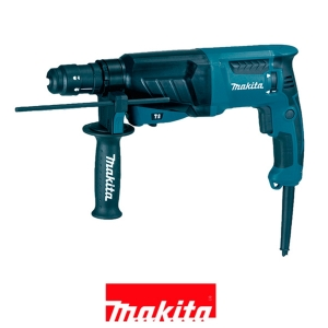 Martillo ligero Makita HR2630T 26 mm 3 modos portabrocas
