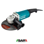 Amoladora Makita GA9060R 2200W 230 mm con Anti-restart