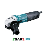 Miniamoladora Makita GA4540RZ 115mm 1.100W Anti-restart
