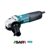 Miniamoladora Makita GA5040RZ 125MM 1.100W Anti-restart