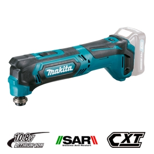 Multiherramienta Makita TM30DZ a batería 10,8V