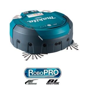 Robot Aspirador inteligente Makita DRC200Z a batería 18V