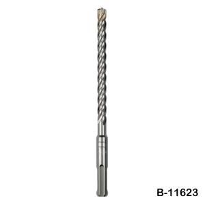 Broca Makita B-11623 SDS-PLUS Nemesis 5 mm para hormigón con varilla