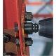 Llave de impacto Makita 470 W 300 Nm 1/2 pulgada 6905H atornillando
