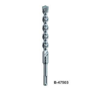 Broca Makita B-47503 SDS-V-PLUS Mak2 de 8 mm con punta de HM