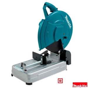 Tronzador Makita LW1400 2.000 W 4100 rpm con disco abrasivo de 355 mm