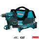 Combo Makita CLX206 Atornillador DF331D + Multiherramienta TM30D