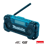 Radio de trabajo estéreo Makita MR052 a batería Litio 10,8V