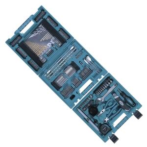 Maletín de accesorios 200pcs Makita D-37194
