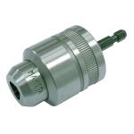 """Portabrocas automático 1/4"""" hex adaptador 1,5-10 mm Makita 763198-1"""