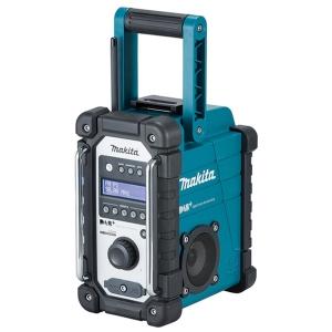 Radio Makita DMR110 a batería 7,2V - 18V DAB