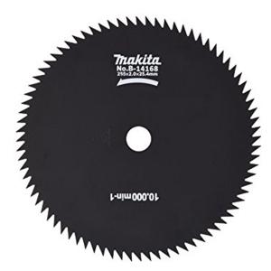 Disco de 80 dientes 255 mm x 25,4 mm Makita B-14168