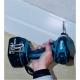 Atornillador de impacto Makita a 18V 3.0Ah Litio DTD146RFE 160 Nm atornillando