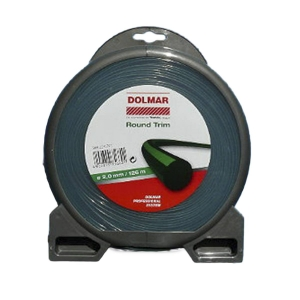 Hilo de nylon Round Trim  2.0 mm x 126 m Dolmar 369224791