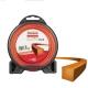 Hilo de nylon Square Trim Plus  2.4 mm x 15 m Dolmar 369224795