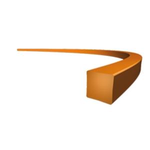 Hilo de nylon Square Trim Plus  4.0 mm x 25 m Dolmar 369224824