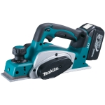 Cepillo Makita a batería 18V 3.0Ah Litio BKP180RFE 82 mm