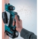 Cepillo Makita a batería 18V 3.0Ah Litio BKP180RFE 82 mm cepillando