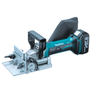 Engalletadora Makita a batería 18V 3,0Ah Litio modelo BPJ180RFE 100 mm