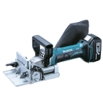 Engalletadora 100mm Makita DPJ180RTJ a batería 18V 3,0Ah Litio-ion