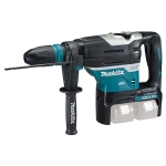 Martillo combinado 40mm Makita DHR400ZKU a batería 18Vx2 Litio