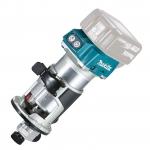 Fresadora multifunción Makita DRT50ZJX2 motor BL a batería18V LXT