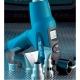 Decapador eléctrico Makita HG651CK 2000 W 650 °C 200-550 L-min con set de boquillas