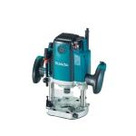 Fresadora Makita RP2300FCX 2300W pinza de 6-12 mm y velocidad regulable