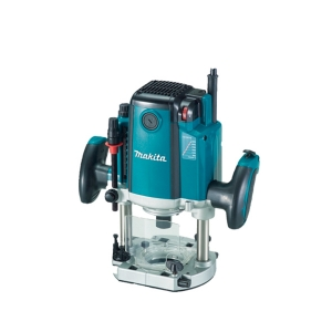 Fresadora Makita RP2300FCX 2300W pinza de 6-12 mm y velocidad variable