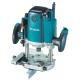Fresadora Makita RP1800X 1850 W con pinza de 6, 8 y 12 mm 22.000 rpm