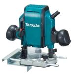 Fresadora Makita RP0900 900 W con pinza de 6 y 8 mm 27.000 rpm