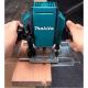 Fresadora Makita RP0900 900 W con pinza de 6 y 8 mm 27.000 rpm fresando
