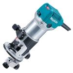 Fresadora multifunción Makita modelo RT0700C 710 W pinza de 6-8 mm