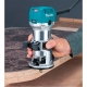 Fresadora multifunción Makita RT0700C 710 W pinza de 6-8 mm fresando tablero dm