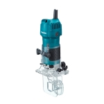 Fresadora de cantos Makita 3710 530 W base inclinable