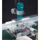Fresadora para aluminio Makita 4403 530 W pinza de 6 mm con carro soporte fresando