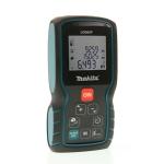 Medidor Láser digital Makita LD080P alcance 80 m, medidas indirectas, áreas etc