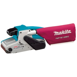 Lijadora de banda Makita 9404 1010 W con velocidad de banda variable