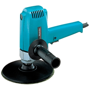 Lijadora de disco Makita 9218SB 570 W 180 mm 4900 rpm tuerca M14 mm