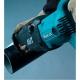 Sierra de sable Makita JR3070CT 1.510W pendular con AVT cortando tubo