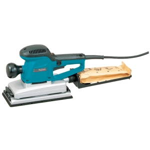 Lijadora orbital Makita BO4900V 330 W 8000 a 20000 vpm regulables