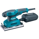 Lijadora orbital Makita BO3711 190 W 8000 a 22000 vpm regulables