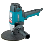 Lijadora de disco Makita GV7000C 900 W 180 mm con velocidad variable