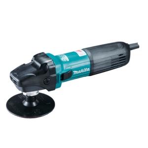 Lijadora de disco Makita SA5040C 1400 W 125 mm con velocidad variable
