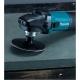 Lijadora de disco Makita SA5040C 1400 W 125 mm lijando