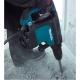 Martillo combinado Makita HR4511C 1350 W 45 mm SDS-MAX picando hormigon